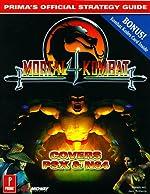 Mortal Kombat 4 - Prima's Official Strategy Guide de Simon Hill