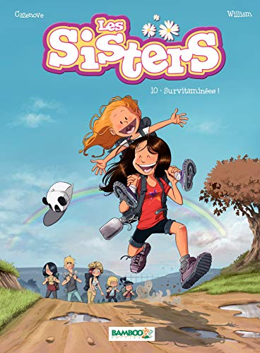 Les Sisters: Survitaminées par Christophe Cazenove