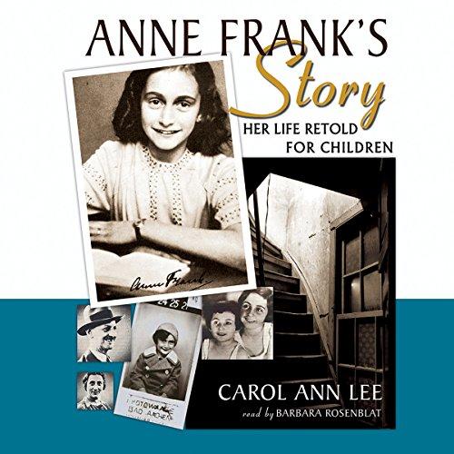 Anne Frank's Story  Audiolibri