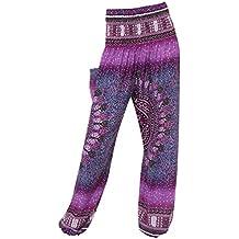 Pantalones harén – ALADDIN pantalones de Hippie con 18 Diferentes diseños