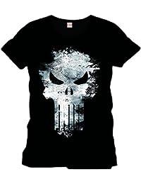 The Punisher - Camiseta - manga 3/4 - para hombre
