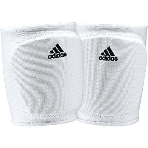 adidas Climalite Volleyball Knieschoner, weiß