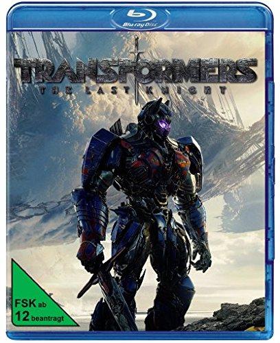 Transformers 5 - The Last Knight [Blu-ray]