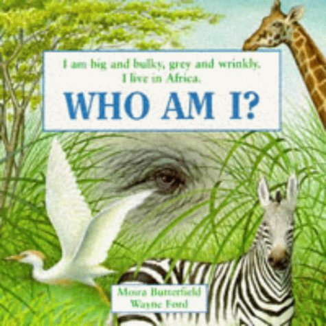 I am big and bulky, grey and wrinkly. I live in Africa. Who am I?