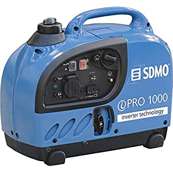 Widmer Generator, 1 Stück, blau, Inverter Pro 1000