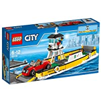 LEGO CITY TRAGHETTO 60119
