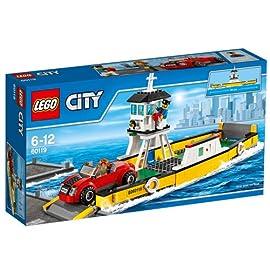 LEGO 60119 City Fähre mit Rampen