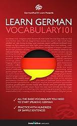 Learn German - Word Power 101 (English Edition)
