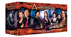 Andromeda - Complete [50 Disc Box Set] [Import anglais]