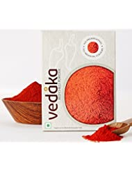 Amazon Brand - Vedaka Red Chilli (Lal Mirch) Powder, 100g