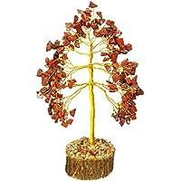 Rot Jesper Stone Baum Heilung Kristalle Steine Reiki Baum Reiki Spritual Geschenk mit Rot Geschenk Tasche preisvergleich bei billige-tabletten.eu