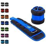 Umi. Essentials Gewichtsmanschetten für Fuß-/Handgelenk mit verstellbarem Befestigungsband...