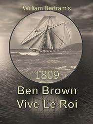Ben Brown Vive Le Roi (English Edition)