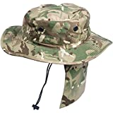Helikon PCS Boonie Hat Policotton Twill MP Camo Taille XL (7 3/4 ou 61)