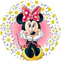Amazon It Minnie Compleanno Disney Decorazioni Per Torte