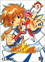 Angelic Layer, tome 5 de Clamp