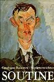 Soutine - Catalogue Raisonné - (Tomes 1 et 2 sous coffret)