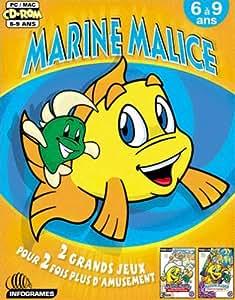 Coffret Duo : Marine Malice 4 + 1