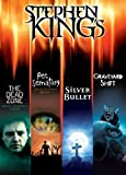 The Stephen King Collection ( Pet Sematary Special Collector's Edition / The Dead Zone Special Collector's Edition / Graveyard Shift / Silver Bullet) (1989/1983/1990/1985) by Paramount by David Cronenberg, Mary Lambert, Ralph S. Sing Daniel Attias