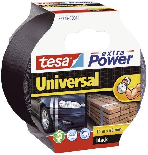Gewebeklebeband extra Power Universal, 10 m x 48 mm, silber