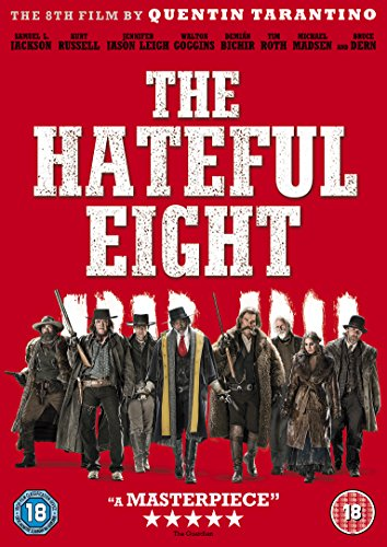 The Hateful Eight [DVD] [2017]