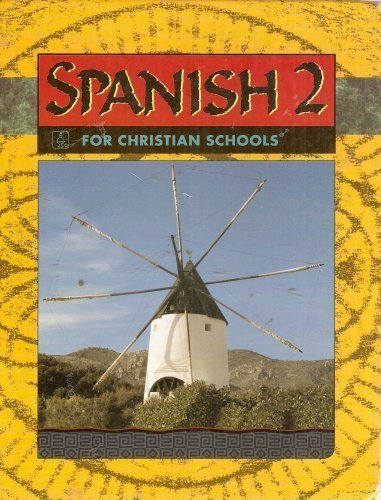 spanish-2-for-christian-schools-teachers-edition-by-beulah-e-hager-1996-01-31