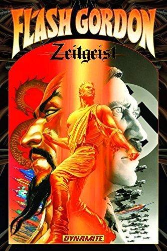Flash Gordon: Zeitgeist, Vol. 1 by Eric Trautmann (2013-06-04)