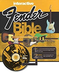 Interactive Fender Bible by Dave Hunter (2007-11-01)