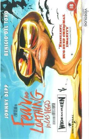 Preisvergleich Produktbild Fear and Loathing in Las Vegas [VHS]