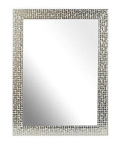 Inov8, specchio con cornice, 29,7 x 21 cm, argento (silber)