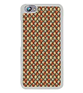 ifasho Designer Phone Back Case Cover Micromax Canvas Fire 4 A107 ( Quotes on Attitude )