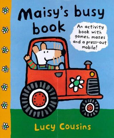 Maisy's Busy Book por Lucy Cousins