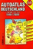 Falkplan Autoatlas Deutschland 2000.