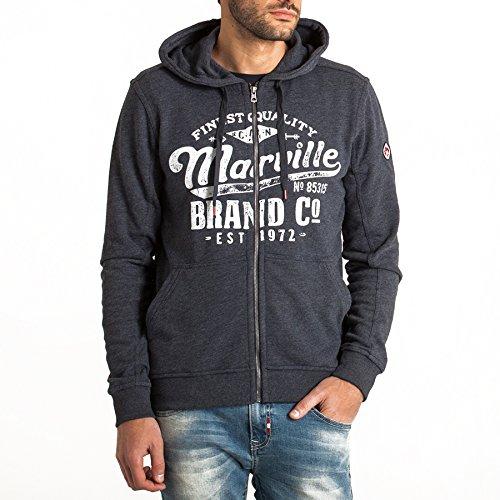 Marville - FELPA FLOY SS17 - uomo Dark Blue
