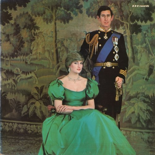 Price comparison product image The Prince of Wales and the Lady Diana Spencer [Vinyl LP record] [Schallplatte]