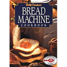 Betty Crocker's Bread Machine Cookbook (Betty Crocker Home Library) by Betty Crocker Editors (1995-08-07)