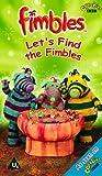 Picture Of Fimbles - Let's Find the Fimbles [VHS]