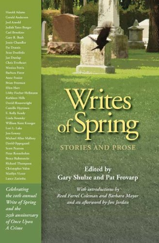 Writes of Spring Cover Image