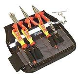 VBW 87880050 - Juego de alicates CompacT-Set'C-VDE' cromados con mangos DC (7-piezas)