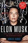 In the spirit of Steve Jobs and Moneyball, Elon Musk is both an illuminating and authorized look at the extraordinary life of one of Silicon Valley's most exciting, unpredictable, and ambitious entrepreneurs—a real-life Tony Stark—and a fascinatin...