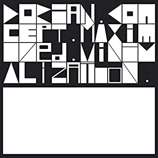 Dorian Concept - Maximized Minimalization - Affine Records - AFF 001