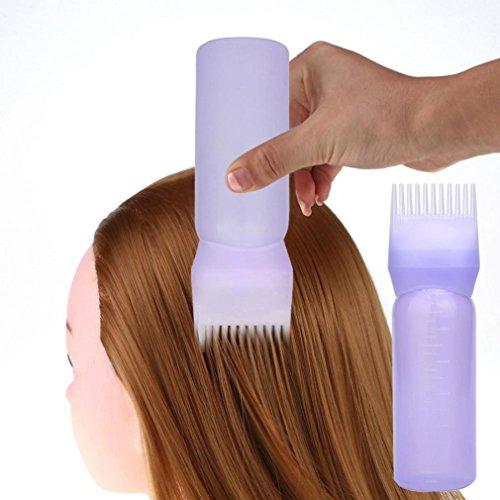 Diadia - Aplicador peluquería cepillo graduado peine
