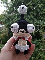 Amigurumi muñeco Mordisquitos Futurama amigurumi, muñeco ganchillo, muñeco Mordisquitos, muñeco Futurama