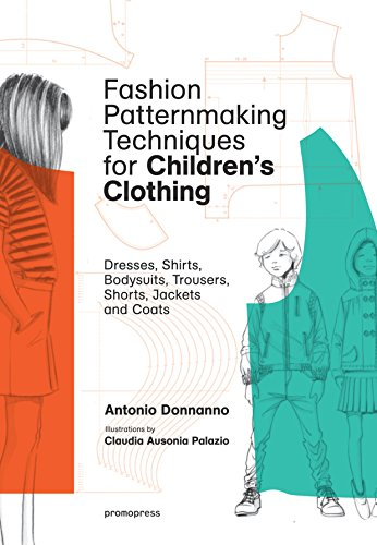 Fashion Patternmaking Techniques for Children - Child Beauty Queen Kostüm