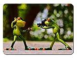 Mauspad Frog Film Design