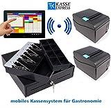 GDPdU Mobile Kasse für Restaurant