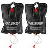 Camp Showers Review and Comparison