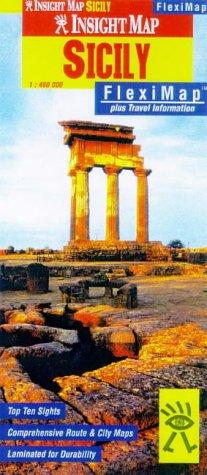 Sicily Insight Fleximap (Insight Flexi Maps)
