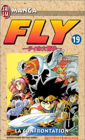 Fly, tome 19 : La Confrontation