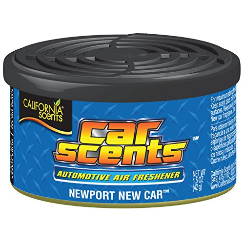 California Scents CCS-1222CTMC Cs-Spüler Auto Düfte Newport New Car